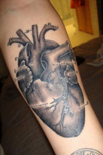 tatuajes de medicina, médicos y enfermedades14