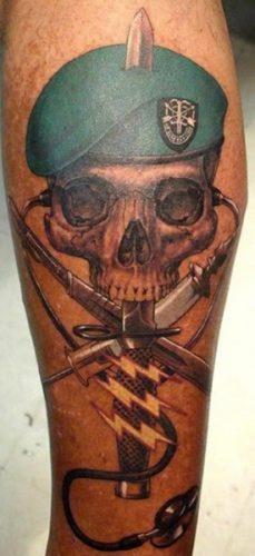 tatuajes de medicina, médicos y enfermedades17