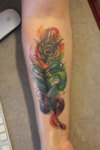 tatuajes de arcoiris18