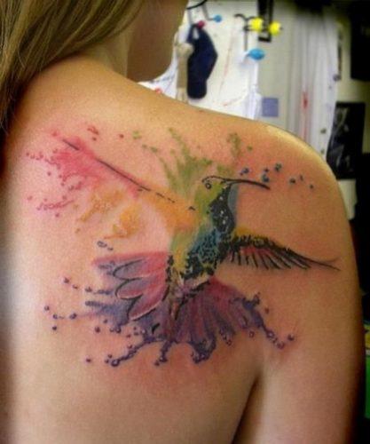tatuajes de arcoiris2