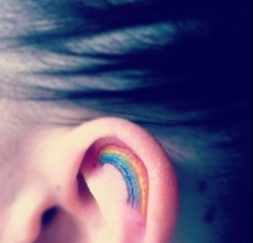 tatuajes de arcoiris27