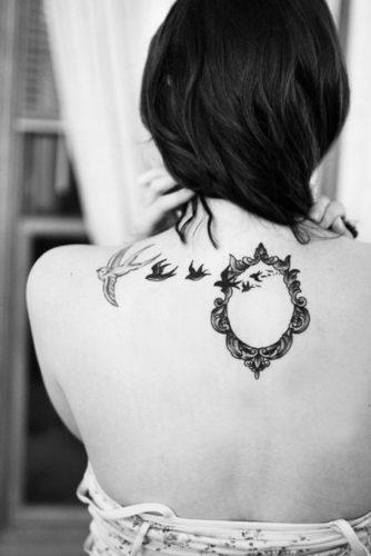 tatuajes de bandadas de aves14