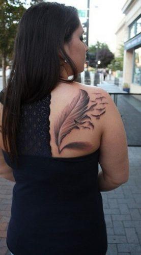 tatuajes de bandadas de aves16