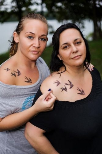 tatuajes de bandadas de aves18