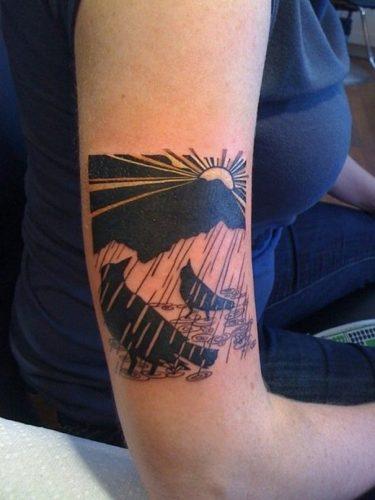 tatuajes de lluvia12