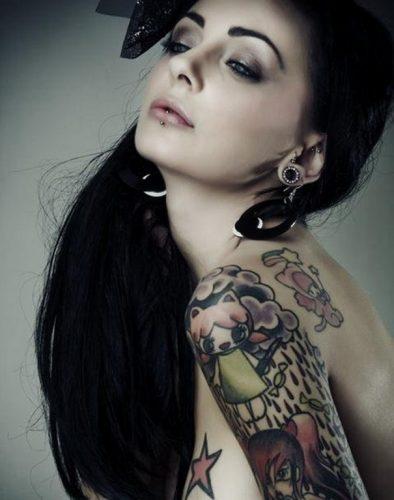 tatuajes de nube19