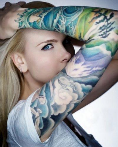 tatuajes de nube2