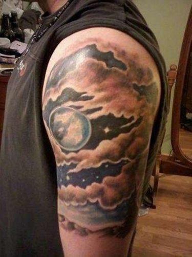 tatuajes de nube22