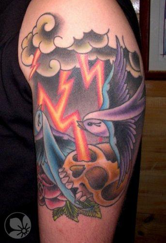 tatuajes de nube23