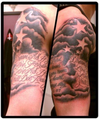 tatuajes de nube26