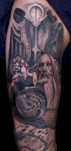 tatuajes del señor de los anillos14