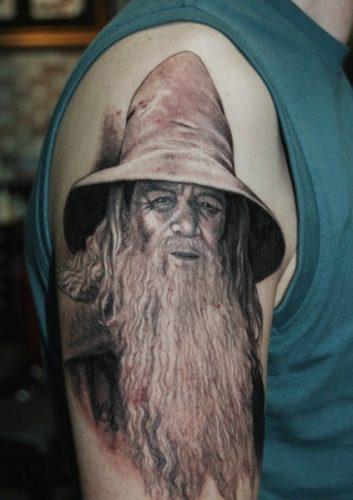 tatuajes del señor de los anillos18