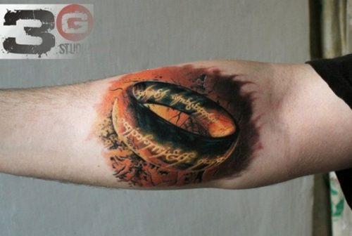 tatuajes del señor de los anillos24