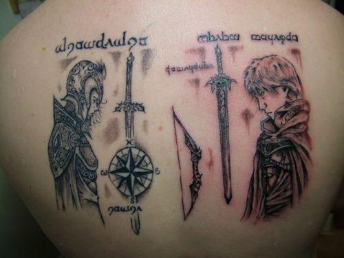 tatuajes del señor de los anillos25
