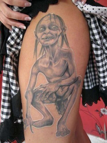tatuajes del señor de los anillos3