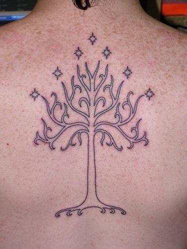 tatuajes del señor de los anillos7
