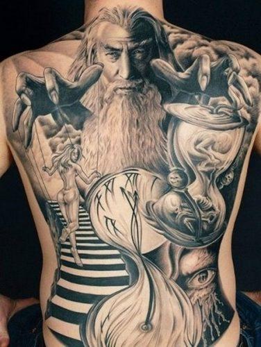 tatuajes del señor de los anillos8