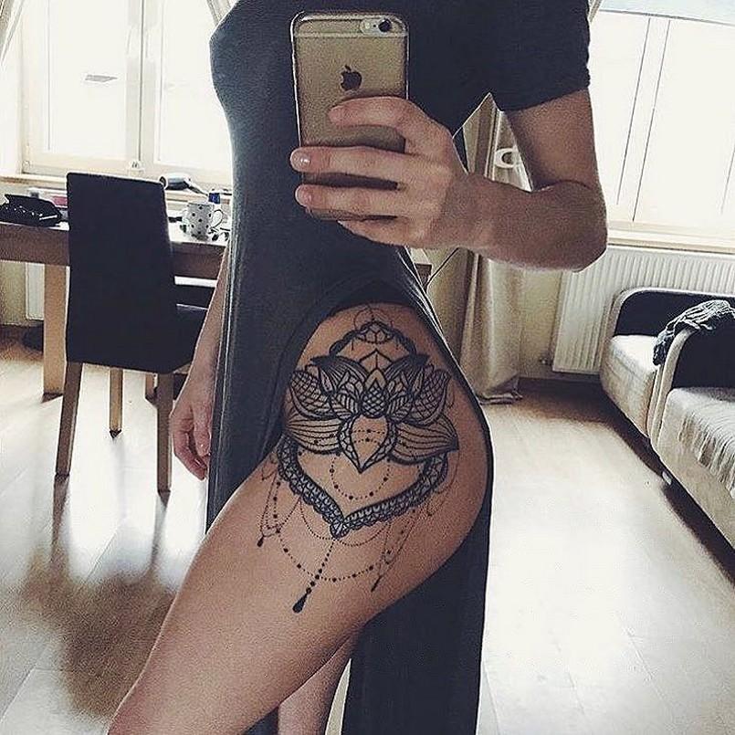 50 Tatuajes De Mujeres Sexys Para Inspiración Y Fitness