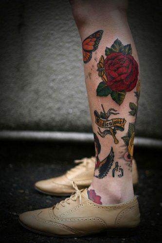 tatuajes-para-mujeres-en-la-pierna-25