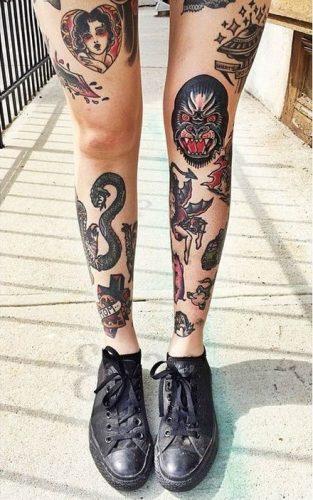 tatuajes-para-mujeres-en-la-pierna-37
