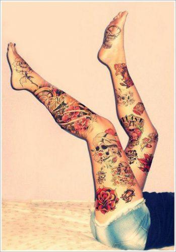 tatuajes-para-mujeres-en-la-pierna-6