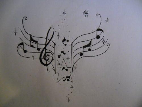 tatuajes-pequenos-de-notas-musicales-19