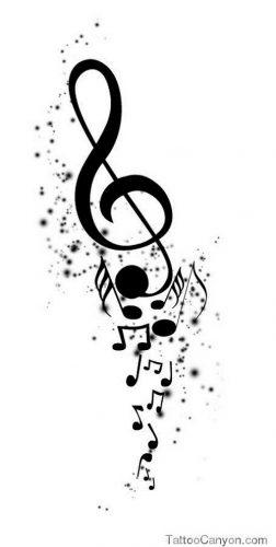 tatuajes-pequenos-de-notas-musicales-24