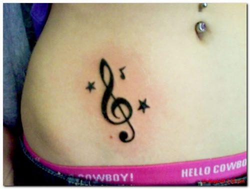 tatuajes-pequenos-de-notas-musicales-25