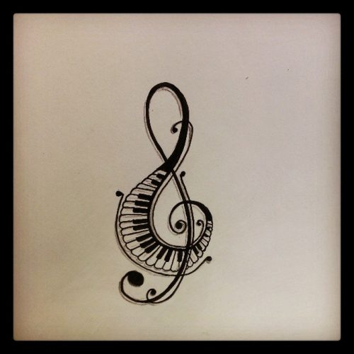 tatuajes-pequenos-de-notas-musicales-3