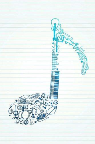 tatuajes-pequenos-de-notas-musicales-74