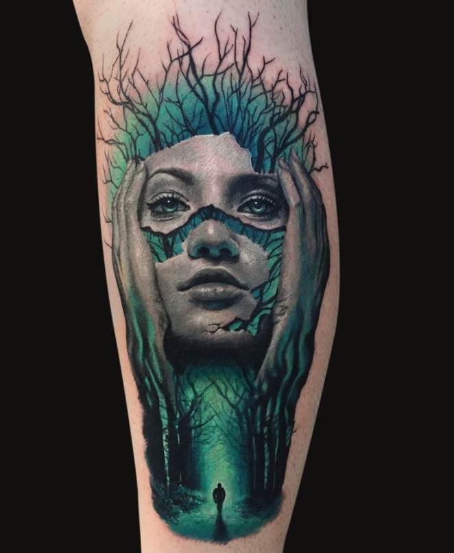 30 Originales Tatuajes En 3D